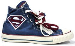 Superman à mes pieds